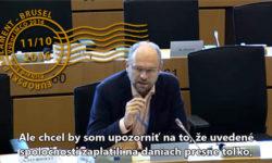 Správa o politike hospodárskej súťaže za rok 2015 - Richard Sulík
