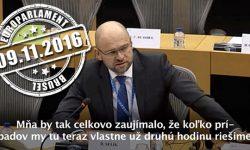 Európsky spotrebiteľ - Sulík na výbore IMCO